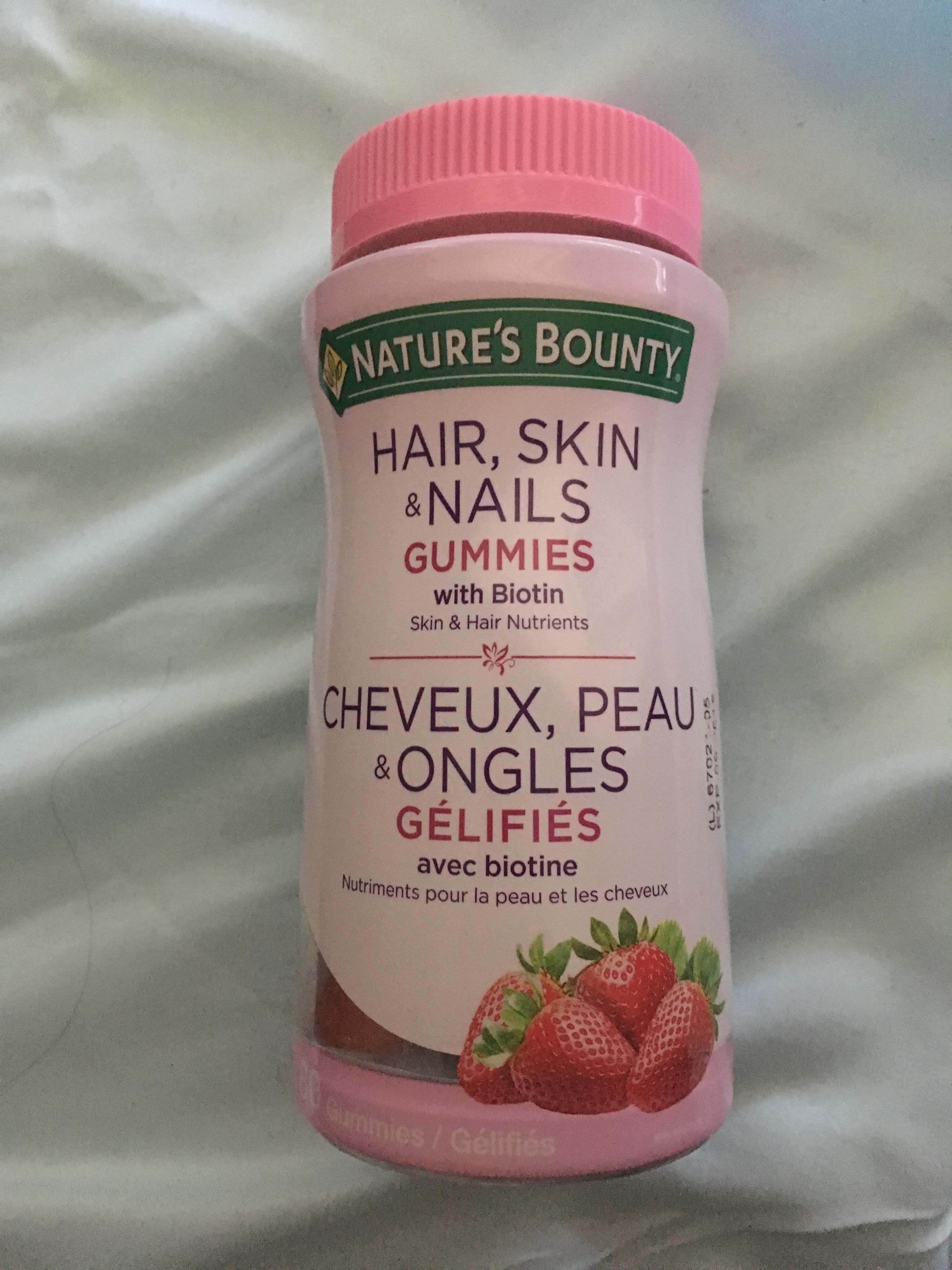 Nature S Bounty Hair Skin And Nails Vitamins Reviews