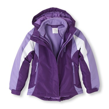 The Childrens Place Boys Toddler 3 in 1 Jacket