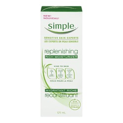 Simple Replenishing Rich Moisturizer