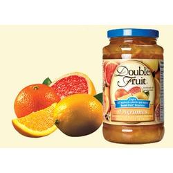 Double Fruit Marmelade 4 Agrumes Legere
