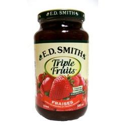 E.D. Smith Triple Fruits Confiture