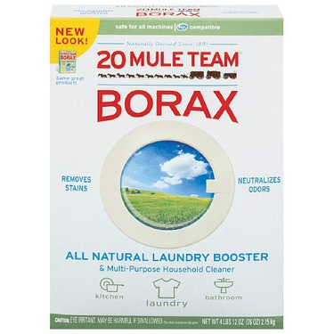 20 Mule Team Borax All Natural Laundry Booster