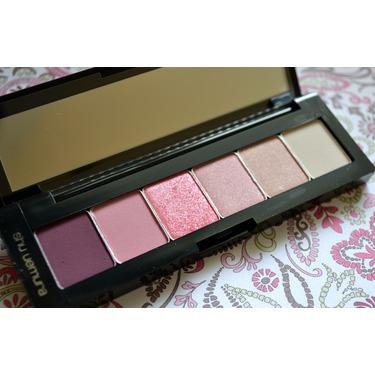 shu uemura pret-a-palette in Pink Hues