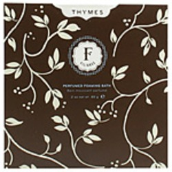 Thymes Filigree Foaming Bath Envelope