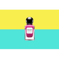 Revlon Parfumerie Nail Polish in African Tea Rose