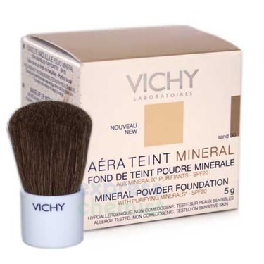 Vichy Aerateint Mineral Powder