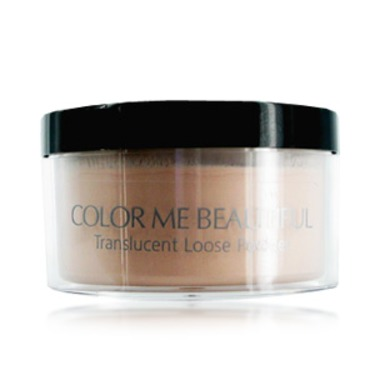 Color Me Beautiful Translucent Loose Powder