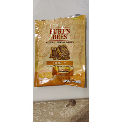 Burt's Bees Natural Throat Drops (Honey)
