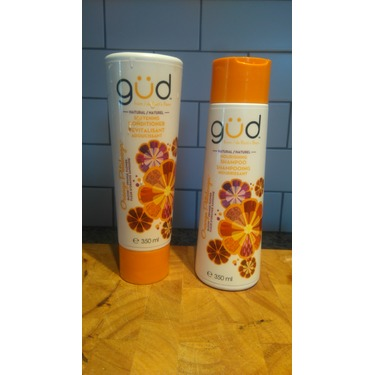 Gud Natural Nourishing Shampoo