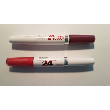 Maybelline 24 HR SuperStay Lipcolor