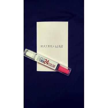 Maybelline New York 24 HR SuperStay Lipcolor