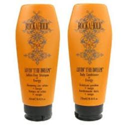 Tigi Rockaholic Livin the Dream Shampoo and Conditioner
