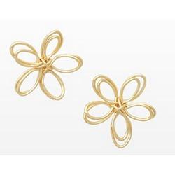 Garage Floral Earrings