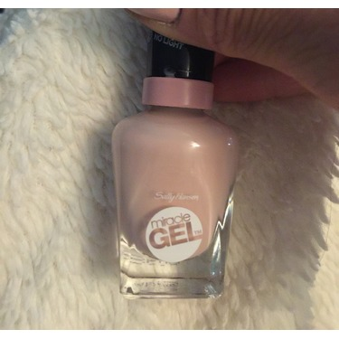 Sally Hansen Miracle Gel Polish & Miracle Gel Top Coat
