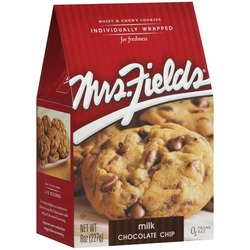 Mrs. Fields Milk Chocolate Cookies