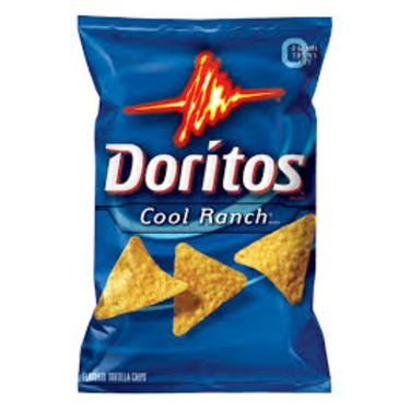 Doritos Cool Ranch Tortilla Chips