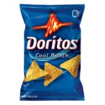 Doritos® Cool Ranch Flavored Tortilla Chips
