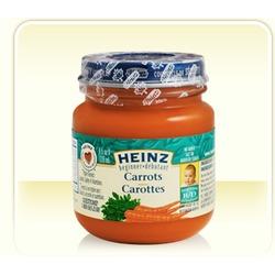 Heinz Baby Food Carrots