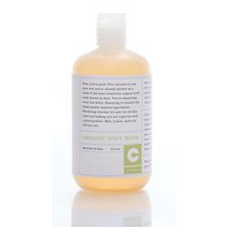 Consonant Skincare Spearmint and Sage Organic Body Wash