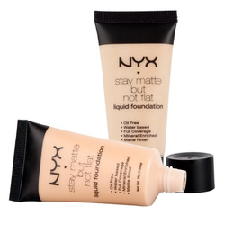 NYX Stay Matte But Not Flat Liquid Foundation