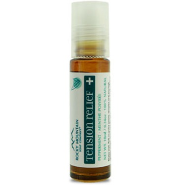 Rocky Mountain Soap Company Tension Relief Therapeutic Roll-On