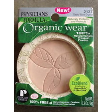 Physicians Formula Organic Wear 100% Natural Pressed Powder