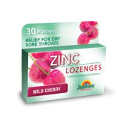 Jamieson Zinc & Vitamin C Lozenges