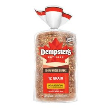 Dempster's 100% Whole Grains 12 Grain Bread