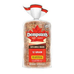 Dempster's 100% Whole Wheat BreadSignature Blend (Robust Hearty)