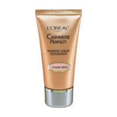 L'Oreal Cashmere Perfect Foundation