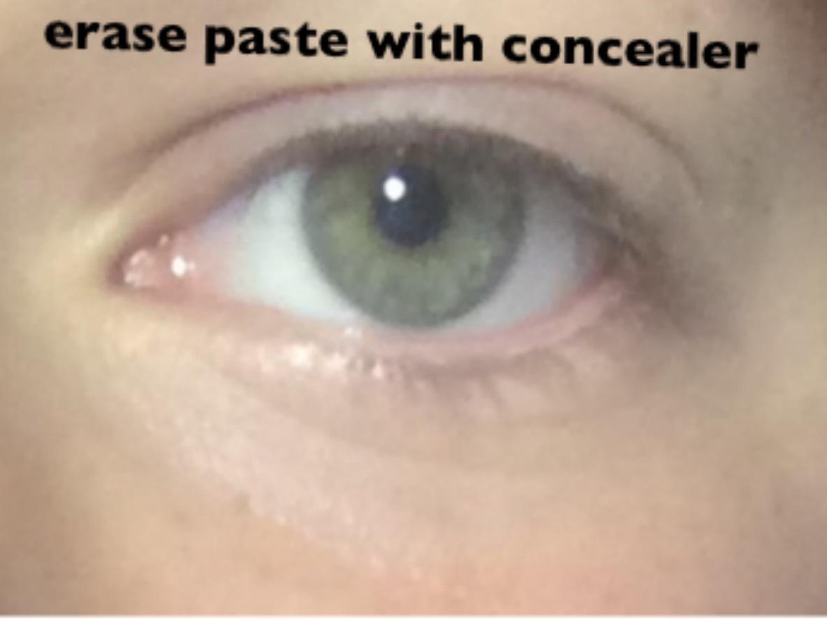 Benefit Cosmetics Erase Paste Concealer reviews in Concealer ...