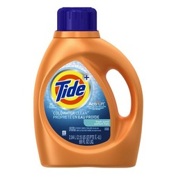 Tide Coldwater Liquid Laundry Detergent