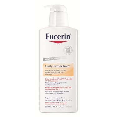 Eucerin Daily Protection Moisturing Body Lotion SPF 15