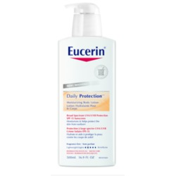Eucerin Daily Protection Moisturing Body Lotion SPF 15