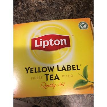 Lipton Yellow Label Tea Bags