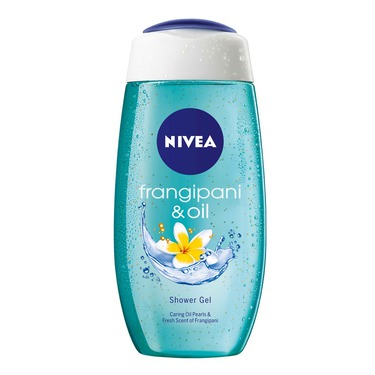 NIVEA Frangipani & Oil Shower Gel