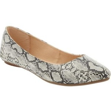 Old Navy Women's Animal-Print Pointed Flats