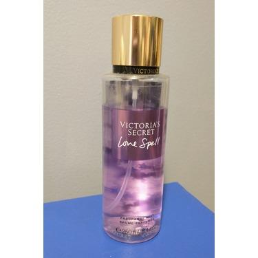 Victoria's Secret Love Spell Body Mist.