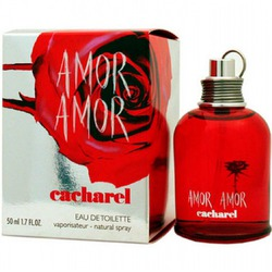 Amor Amor from Cacharel