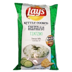 Lay's Tzatziki