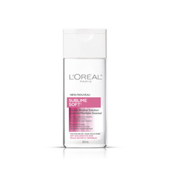 L'Oreal Sublime Soft Gentle Micellar Solution