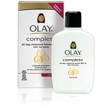 Olay Complete All Day Moisture Lotion SPF 15