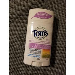 "Tom's of Maine's Long Lasting ""Beautiful Earth"" deodorant"