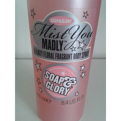 Soap & Glory Mist You Madly Body Spray