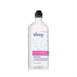 """Bath & Body Works' """"Night Time Tea"""" body wash & bath foam"""
