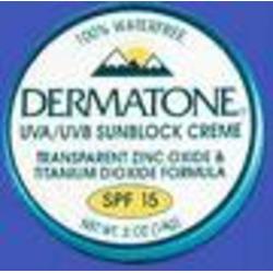 Dermatone sunblock