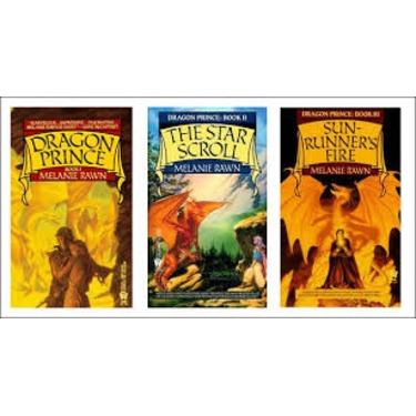 Dragon Prince Series, Melanie Rawn