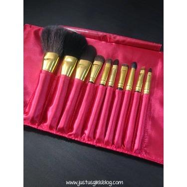 quo 10 brush set