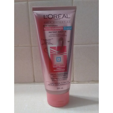 L'Oreal Paris Nutri-Shimmer Crystal Instant Miracle