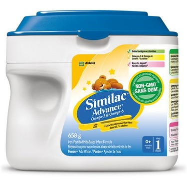 Similac Advance Omega 3 & 6